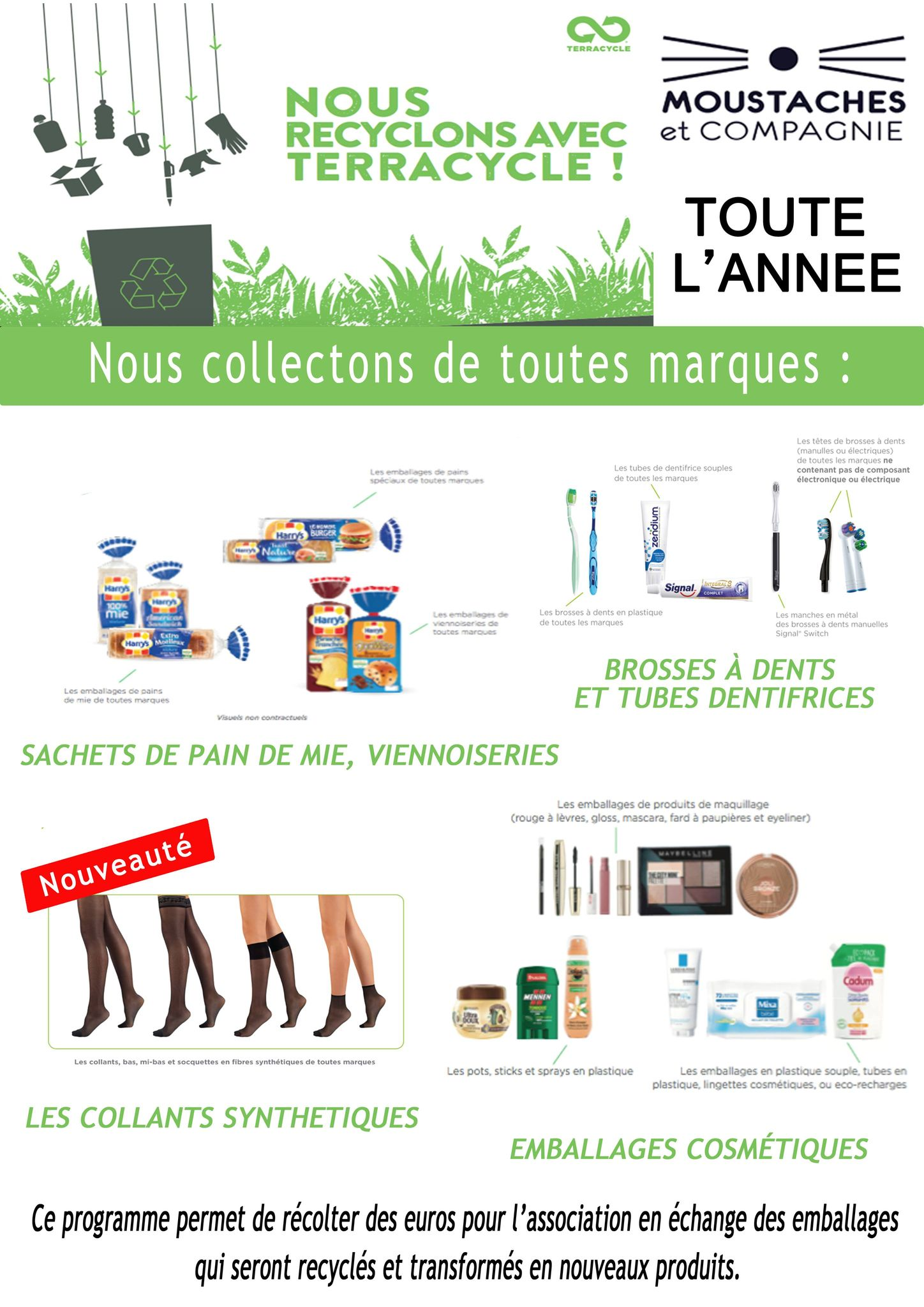 affiche terracycle